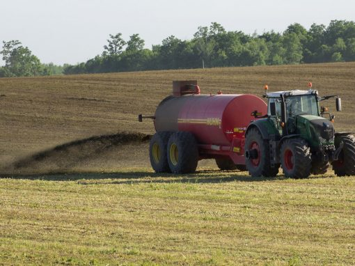 Fertilization and harvesting tyres